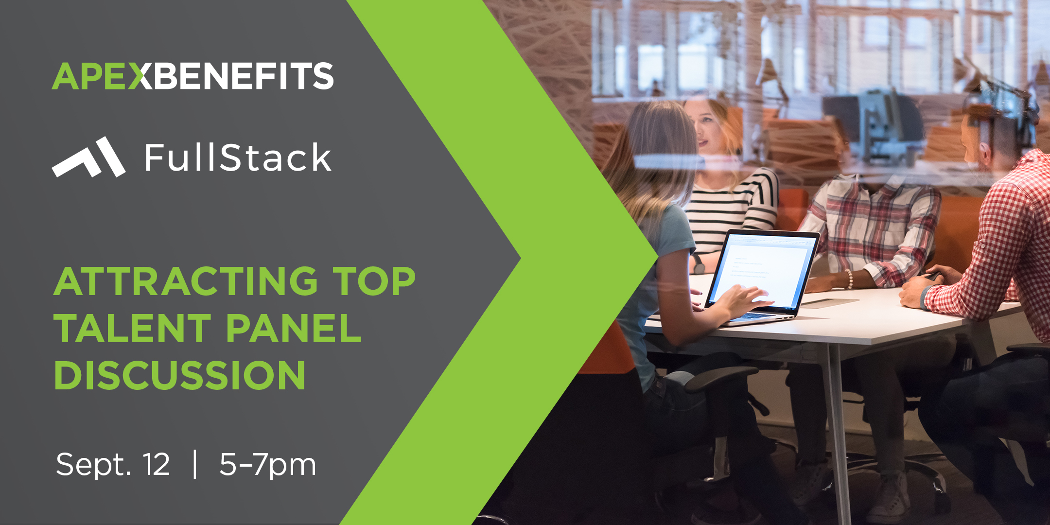 Attracting Top Talent Panel Discussion