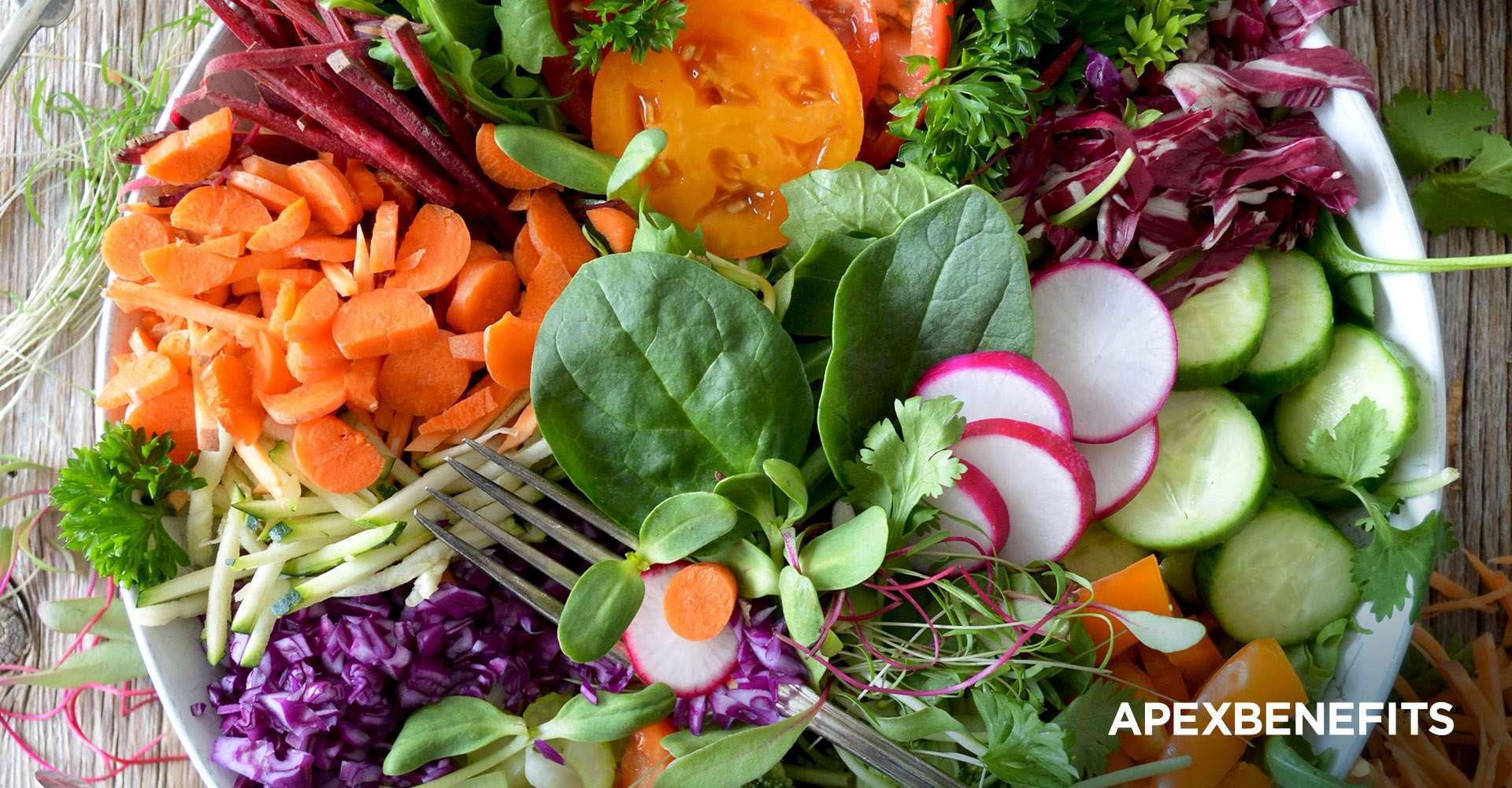 Wellness Wednesday: Build a Better Salad!