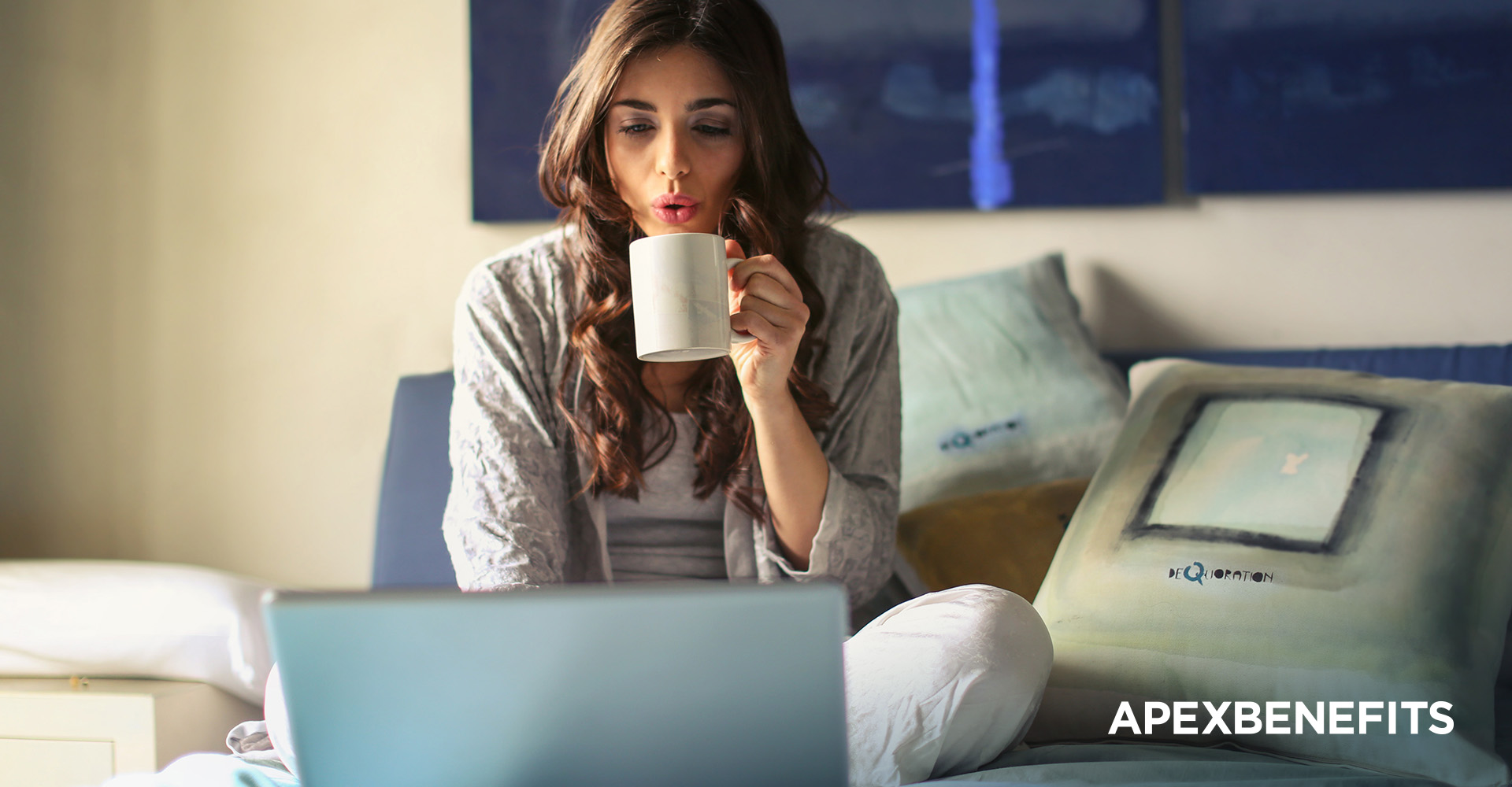Wellness Wednesday: Staying Connected Working From Home