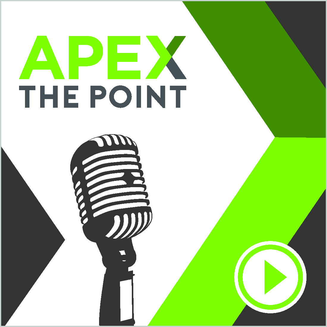 The Point Podcast Logo