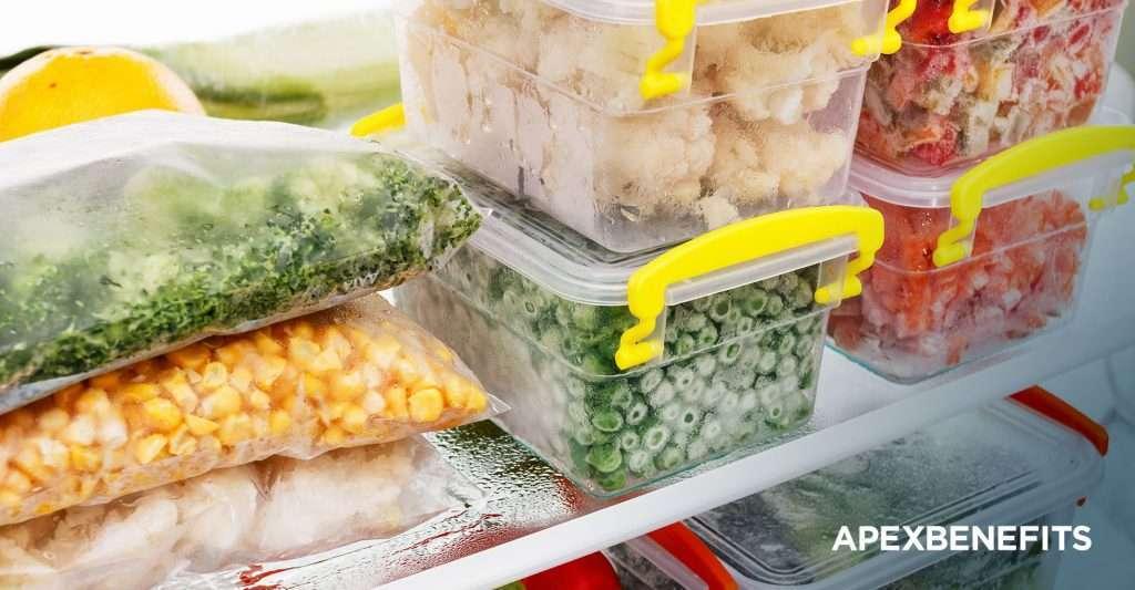Wellness Wednesday: Frozen Foods
