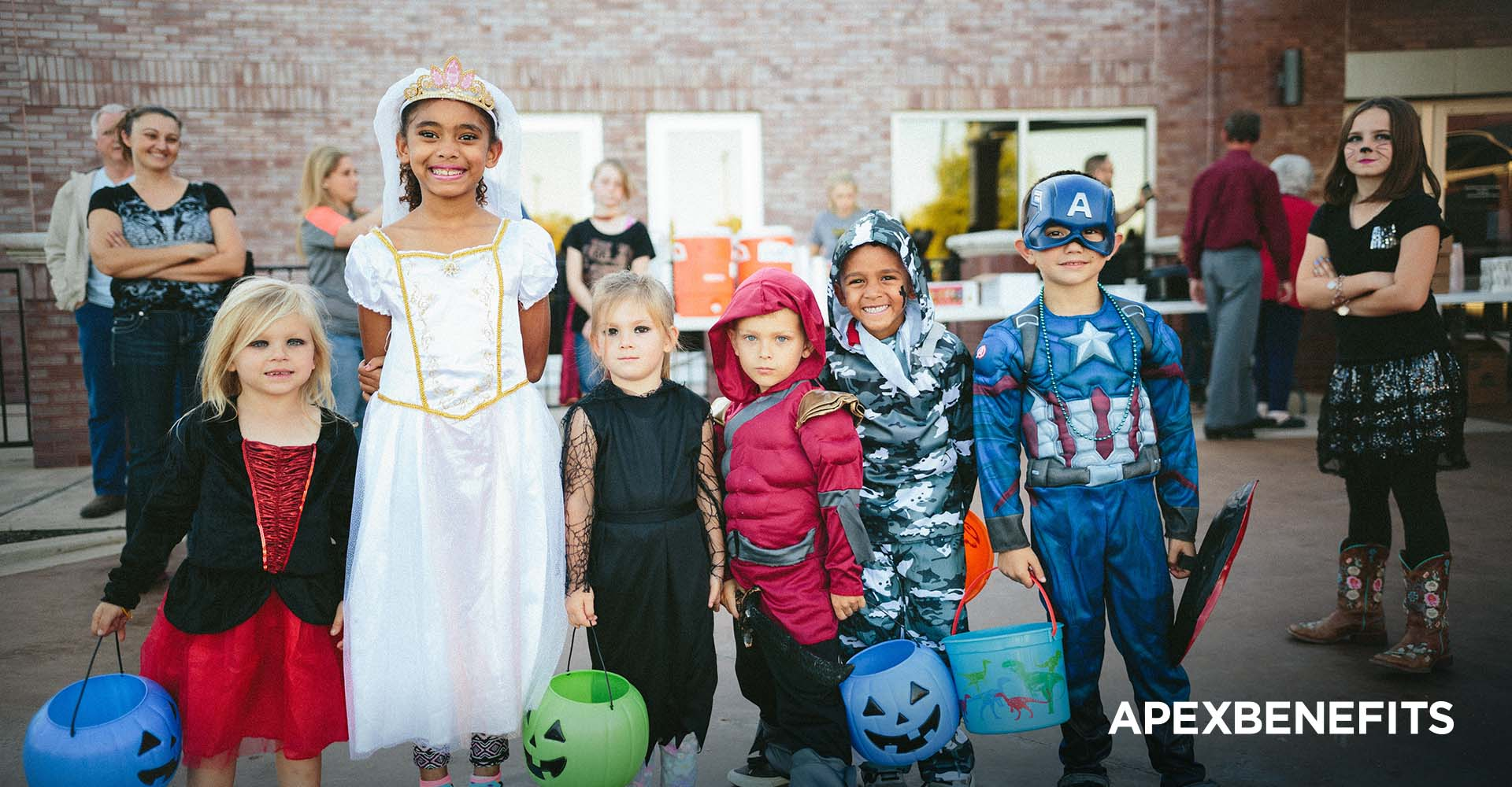 Wellness Wednesday: 10/30/19: Halloween Safety Tips!