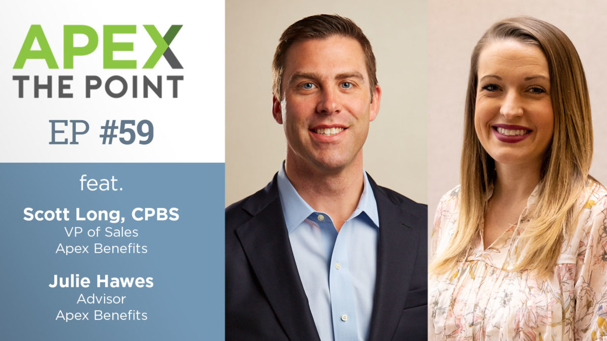 The Point Podcast #59: The Ideal Candidate for Worksite Benefits