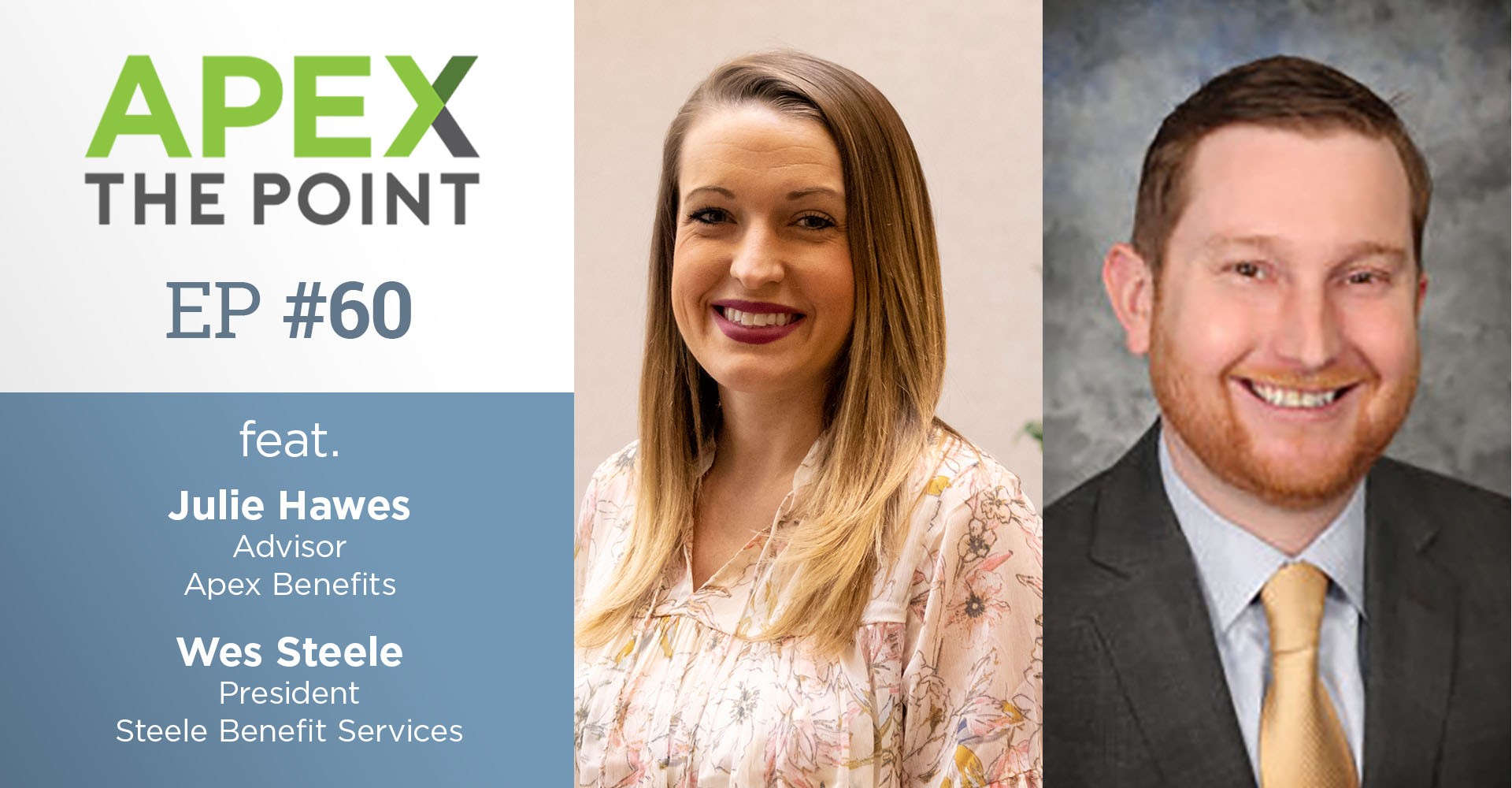 The Point Podcast #60 – Employee Benefit Education