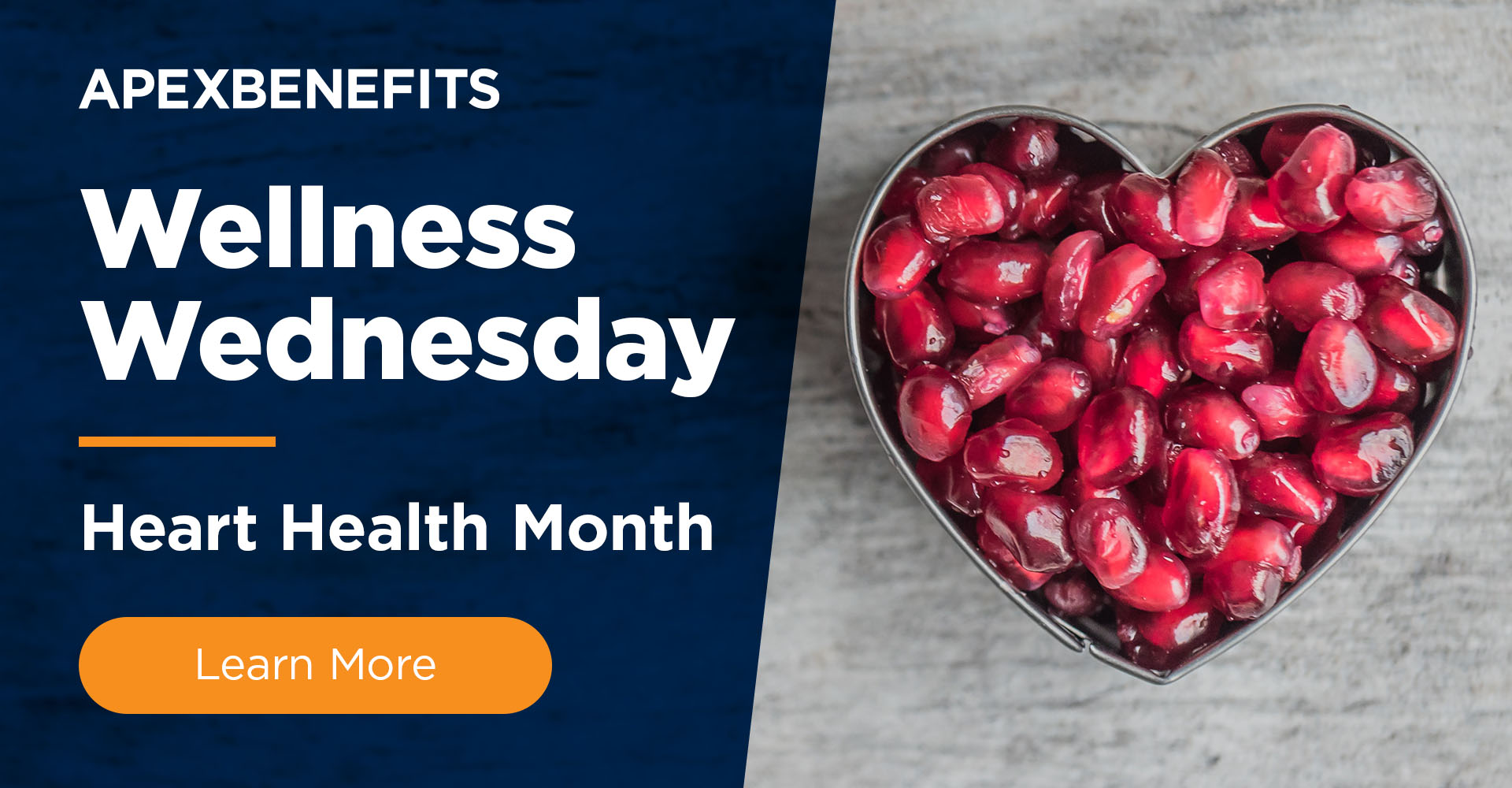 Wellness Wednesday: February is Heart Health Month
