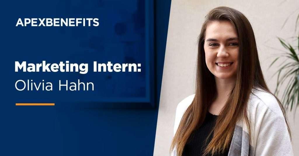 Marketing Intern Olivia Hahn
