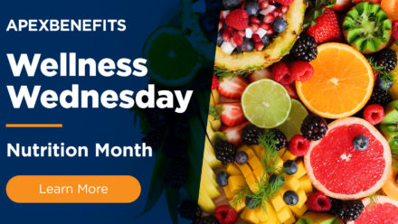 Wellness Wednesday: National Nutrition Month