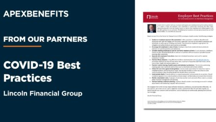 From Our Partners: COVID-19 Best Practice Information | Lincoln Financial Group
