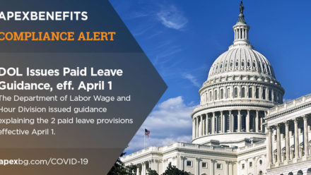 Compliance Alert: Paid Leave Provisions Outlined by DOL, Effective April 1