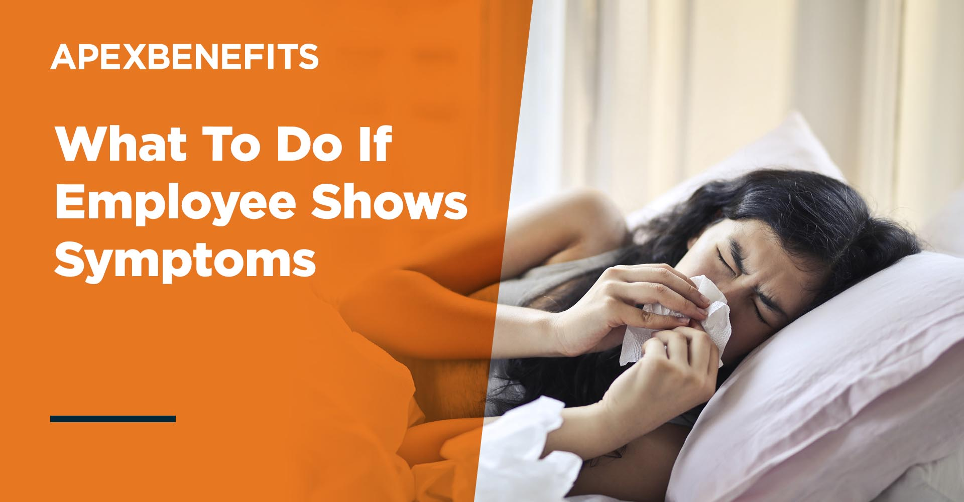 What If Your Employee Shows Signs of Illness?