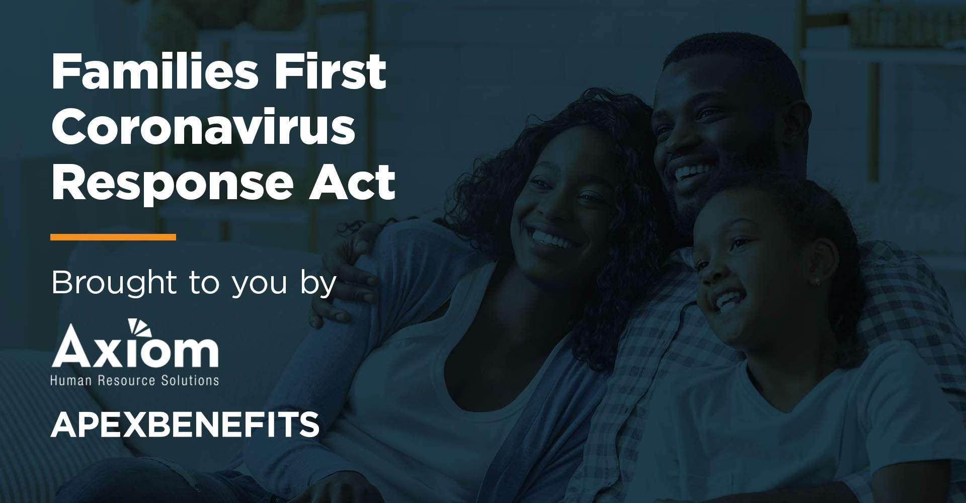 Families First Coronavirus Response Act Information