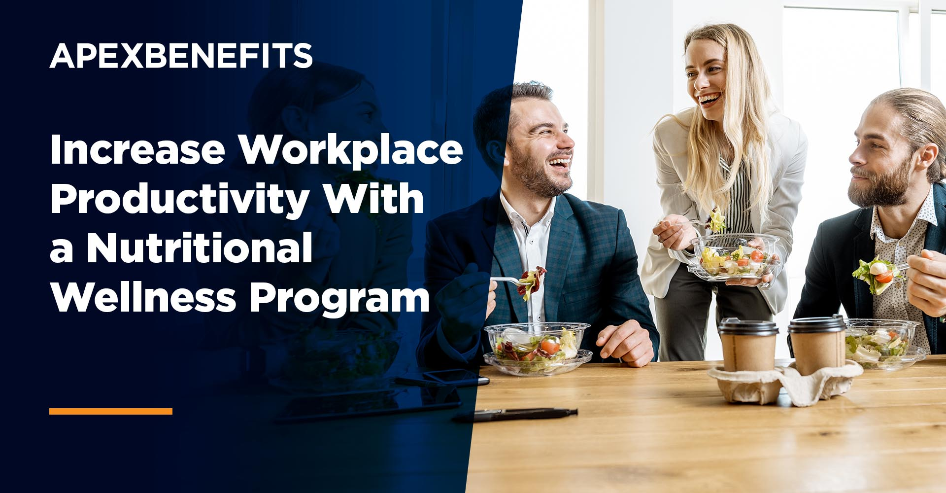Increase Workplace Productivity With a Nutritional Wellness Program