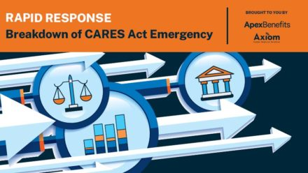 Rapid Response | Breakdown of CARES Act Emergency Relief Bill