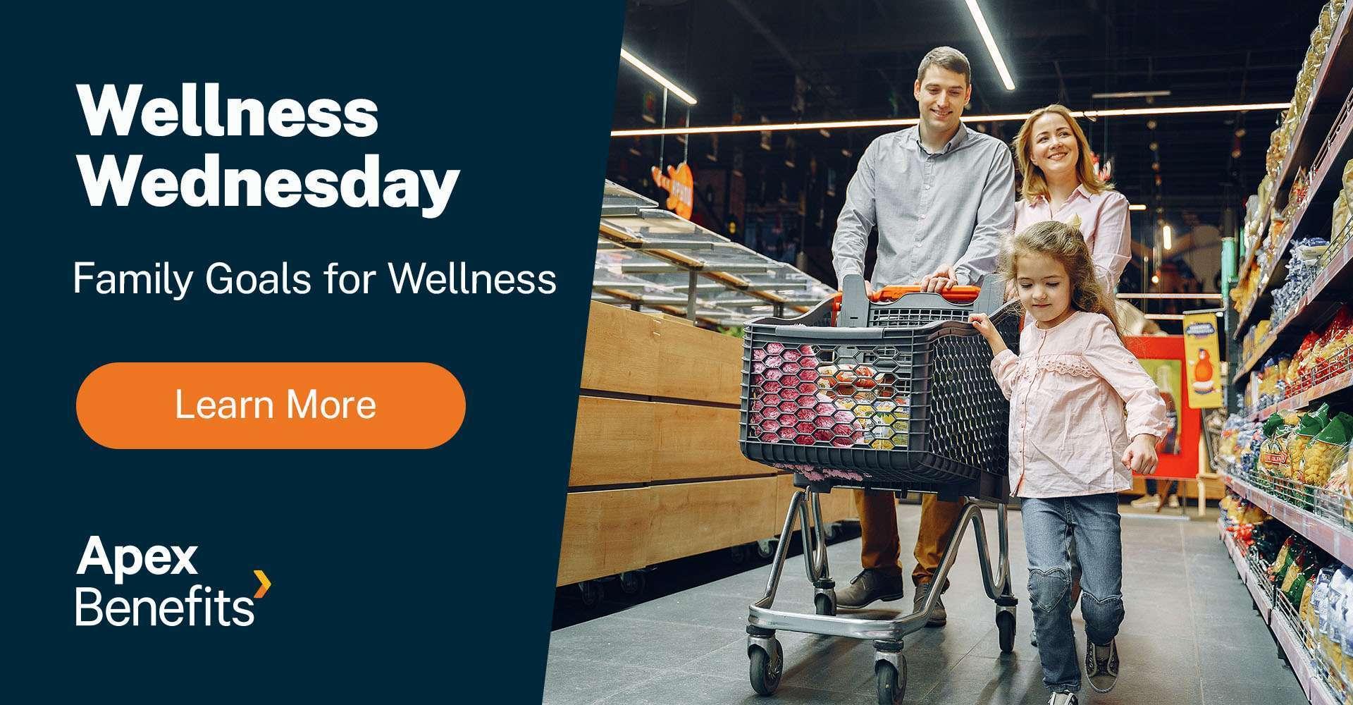 Wellness Wednesday: Family Goals for Wellness