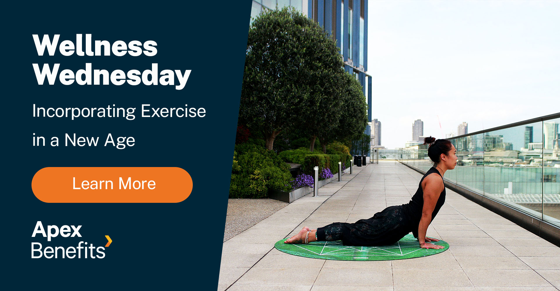Wellness Wednesday: Incorporating Exercise in a New Age