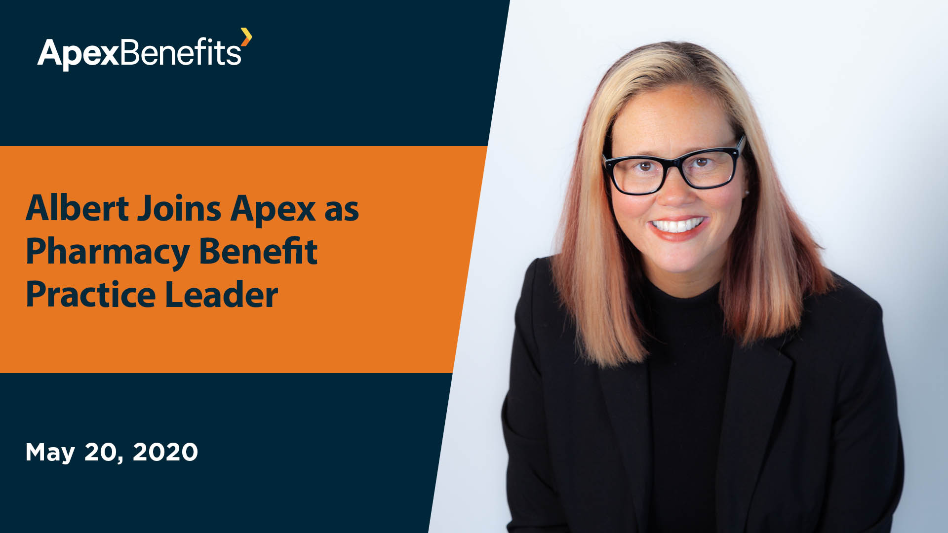 IN THE NEWS: Albert Joins Apex as Pharmacy Benefit Practice Leader