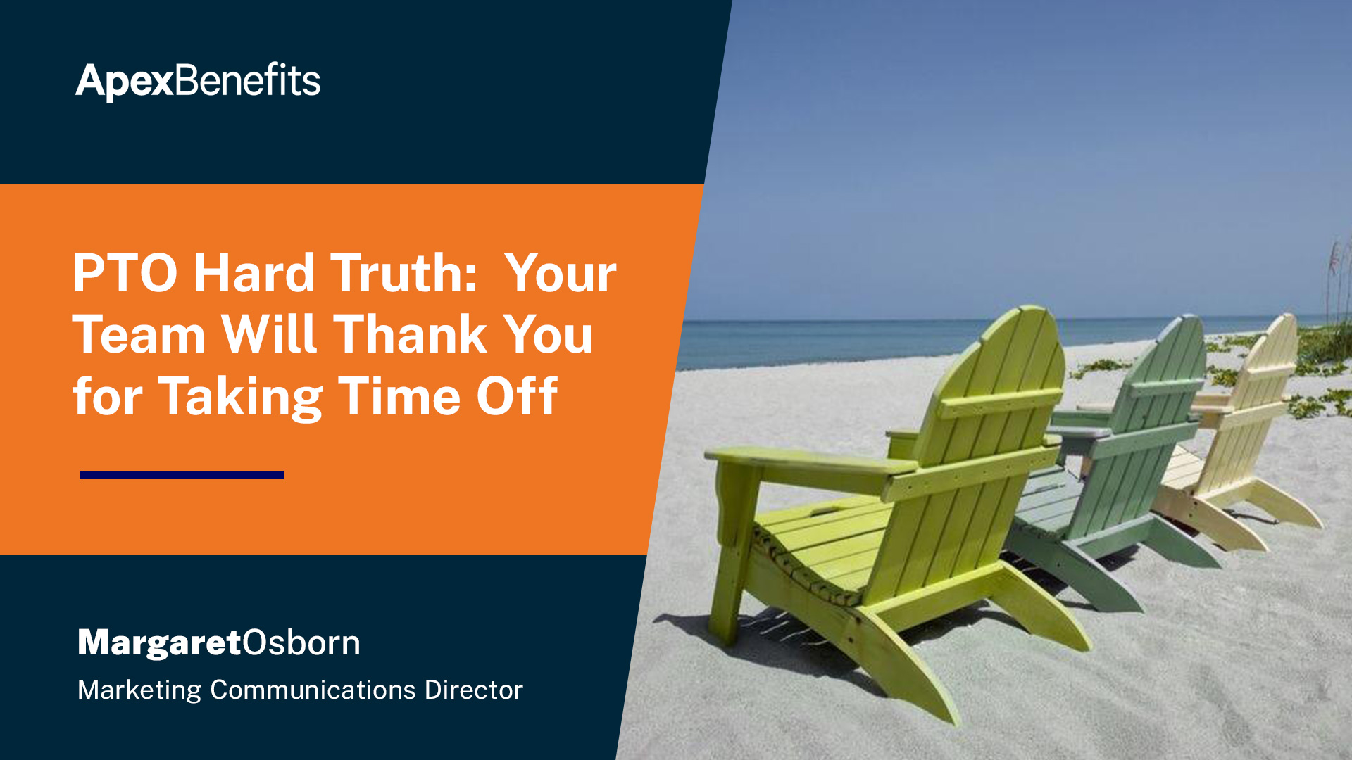 PTO Hard Truth: Your Team Will Thank You for Taking Time Off