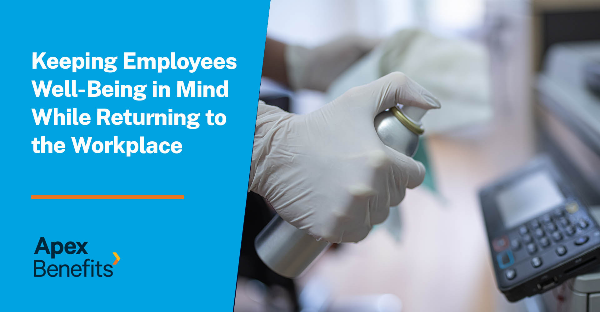 Keeping Employees' Well-Being in Mind