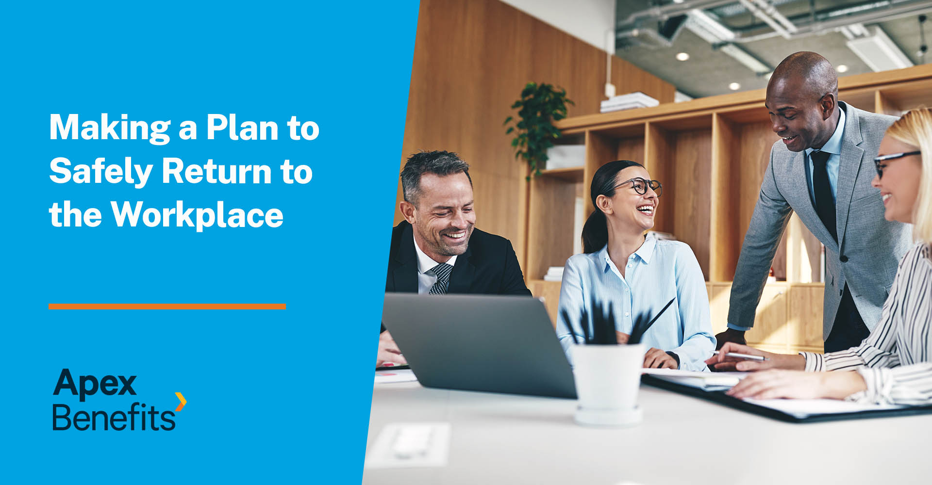 Create a Plan to Safely Return to Work