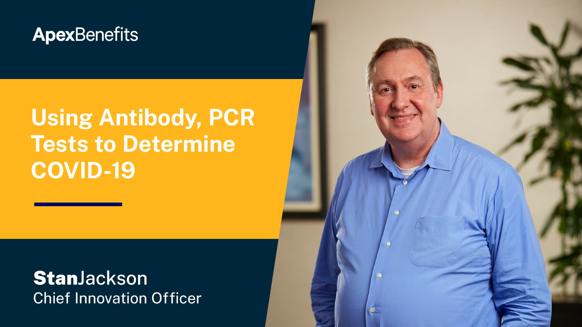 Using Antibody, PCR Testing to Determine COVID-19