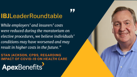 IN THE NEWS: IBJ Thought Leadership Roundtable on Health Care