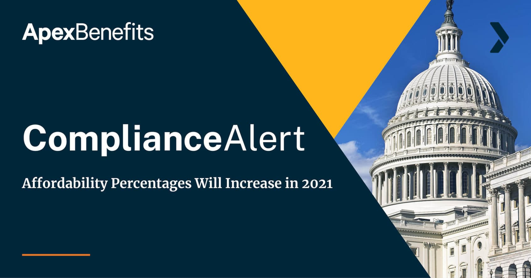 Affordability Percentages Will Increase 2021