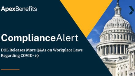 COMPLIANCE ALERT: DOL Releases More Q&As on Workplace Laws and Coronavirus