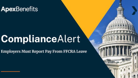 COMPLIANCE ALERT: Employers Must Report Pay for FFCRA Leave on W-2