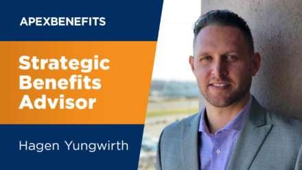 Strategic Benefits Advisor | Hagen Yungwirth