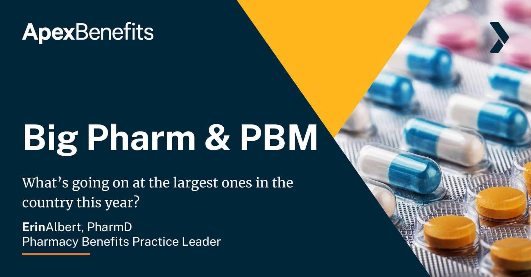 Pharmacies Using PBM