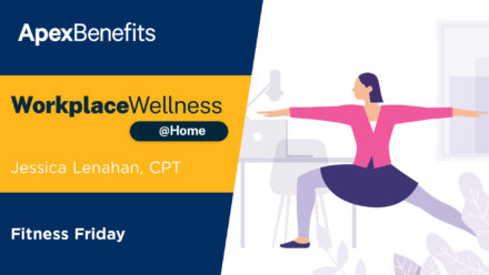 Workplace Wellness at Home: Thighs, Butts and Guts