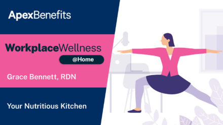 Workplace Wellness at Home: Your Nutritious Kitchen