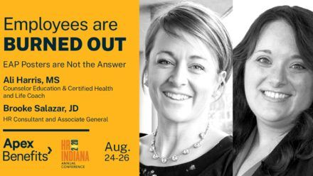 "Apex Presents ""Battle the Burnout"" Strategies for Human Resource Pros at HR Indiana SHRM 2020"