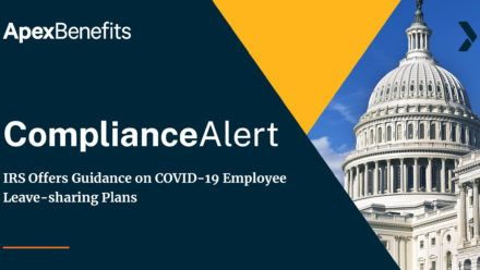COMPLIANCE ALERT: IRS Offers Guidance on COVID-19 Employee Leave-sharing Plans