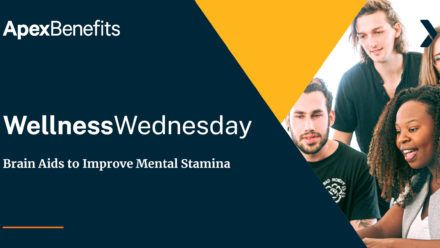 Wellness Wednesday: Brain Aids to Increase Mental Stamina