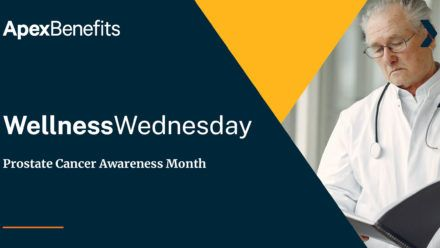 Wellness Wednesday: Prostate Cancer Awareness Month