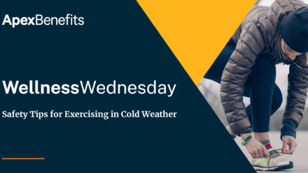 Wellness Wednesday: Safety Tips for Exercising in Cold Weather