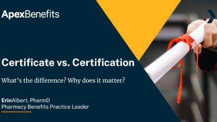 Certificate vs. Certification: What's the Difference?