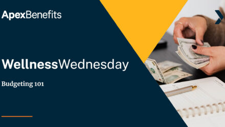 Wellness Wednesday: Budgeting 101