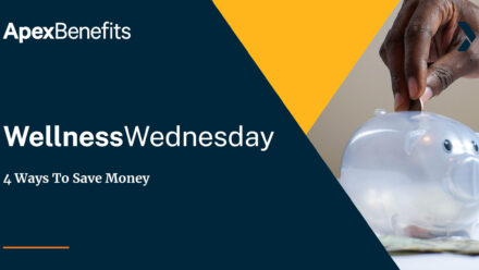 Wellness Wednesday: 4 Ways To Save Money