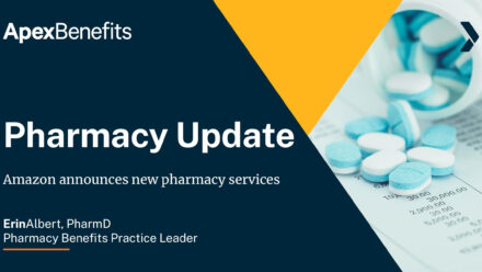 Amazon Announces Pharmacy Services