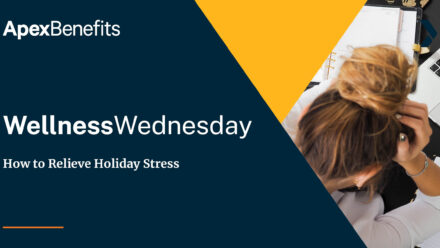 Wellness Wednesday: How to Relieve Holiday Stress