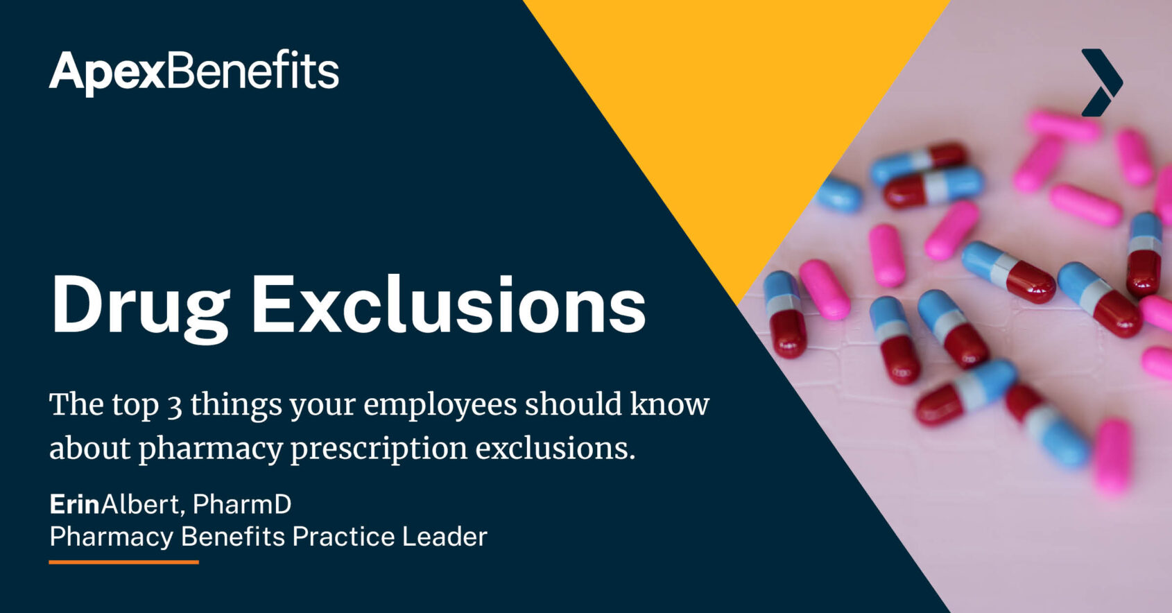 Drug exclusions