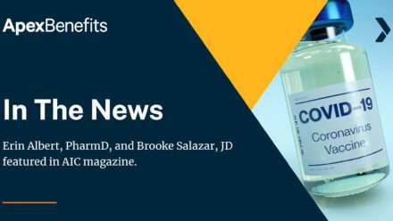 IN THE NEWS: Albert, Salazar featured in AIC Newsletter