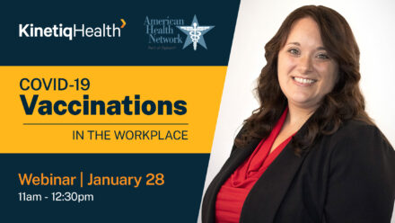 COVID-19 Vaccinations in the Workplace: Vaccine Education