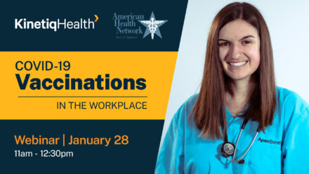 COVID-19 Vaccinations in the Workplace: A Nurse's Point of View