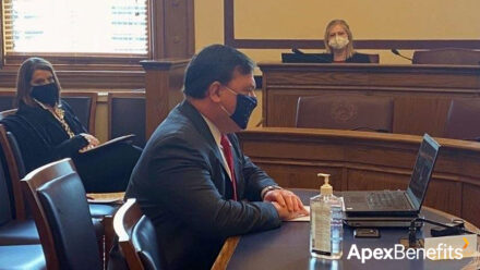 Todd Rokita Testifies on Behalf of Indiana Businesses Regarding COVID-19 Liability Bill