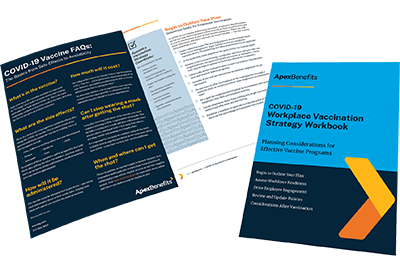 COVID-19 Workplace Vaccination Strategy Workbook