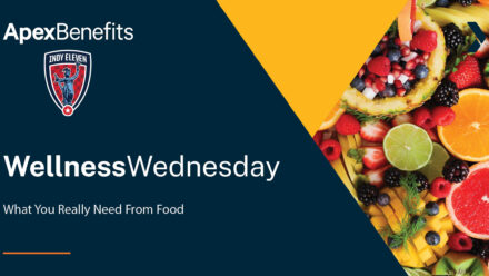 Wellness Wednesday: What You Really Need From Food