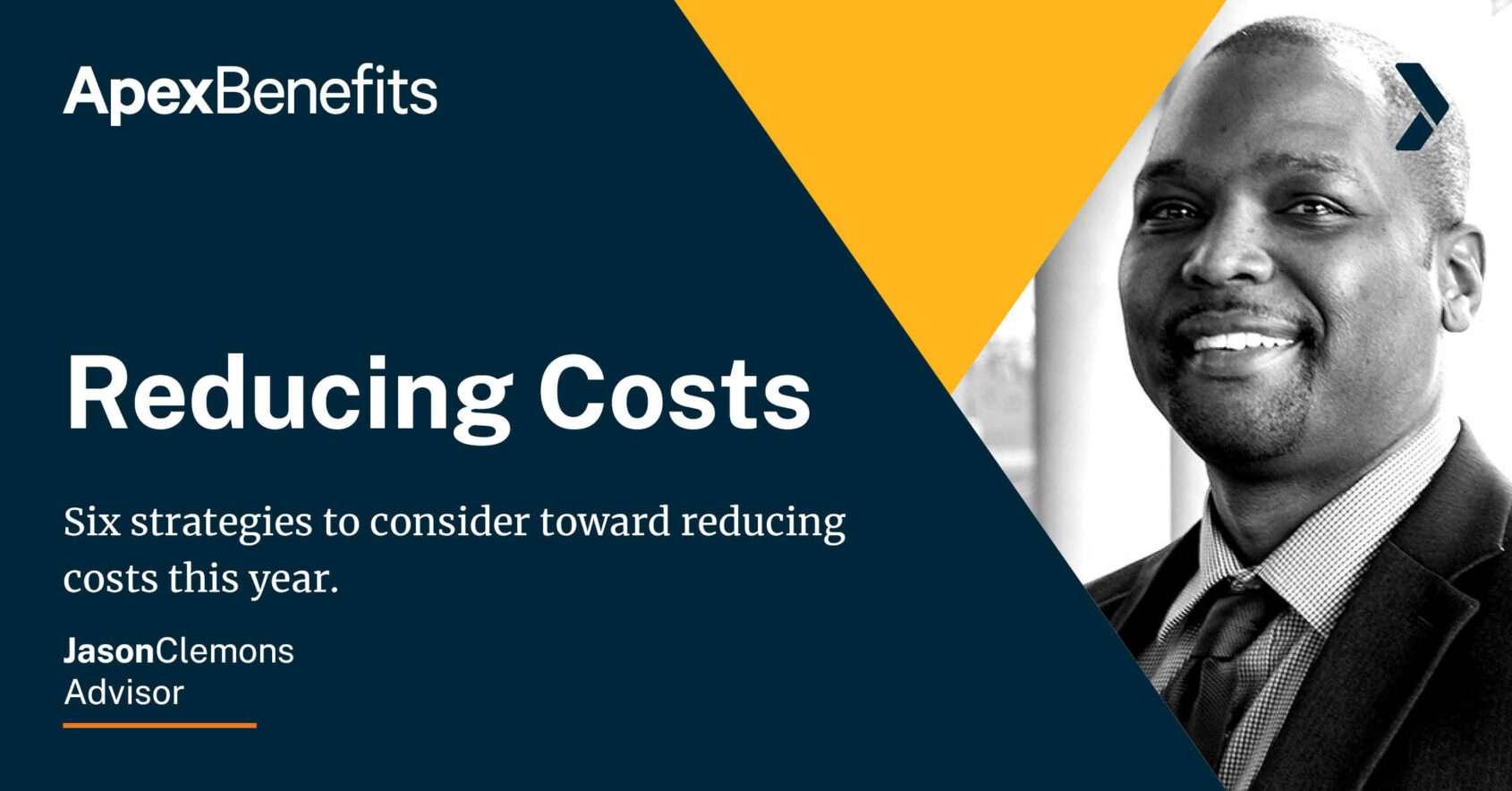 Jason Reduce Costs